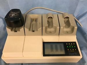 Stryker Modular Four 4 Station Battery Charger Ref 4110 120 With One Battery