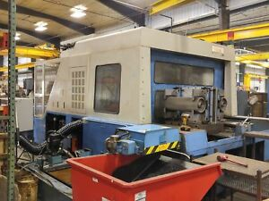 1995 2007 Mazak H800 Horizontal Machining Center 3130