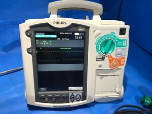 Philips Heartstart Mrx Spo2 Nibp Ecg quick Combo Cable And Test Load M3535a