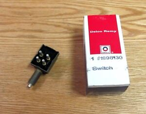 1955 1956 1957 58 69 Chevy Overdrive Kick Down Switch Nos 1998130 New In Box