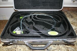 Olympus Endoscope Case Only With Keys And Inserts Few Parts