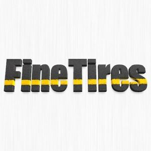 Finetires com Short Letter com Premium Brandable Domain Name For Sale Car Tires