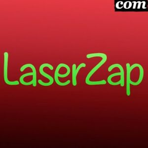 Laserzap com Short Letter com Premium Brandable Domain Name For Sale Laser