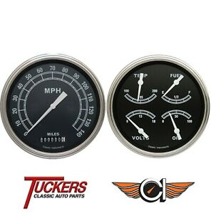 1947 48 49 50 51 52 53 Chevy Pu Traditional Gauges Classic Instruments Ct47tr52