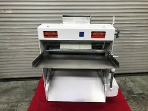Bench Dough Roller Sheeter Acme R 11 Nsf 9463 Commercial Pizza Pie Bread Nsf