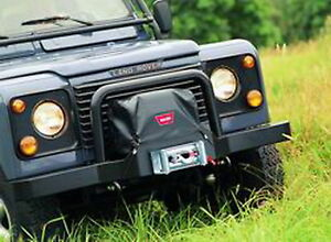 Warn Industries 18250 Winch Cover