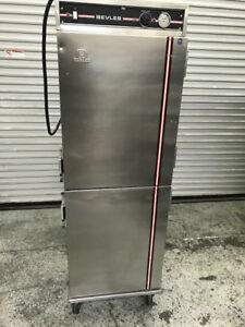 Full Sheet Heated Holding Warming Cabinet Bevles Cookie Nsf 8586 Warmer Hot Box