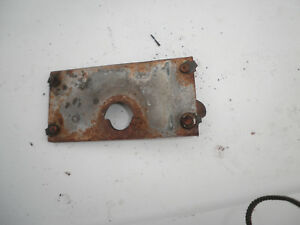 Willys Overland Jeep Truck Hood Latch Assembly 1952