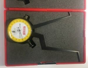 Swiss Precision Instrument 12 408 1 Internal Dial Caliper Gage 3 25 4 25 001