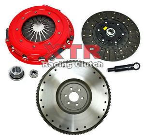 Xtr Stage 1 Clutch Kit Oe Flywheel For 86 95 Ford Mustang Gt Lx Cobra Svt 5 0l