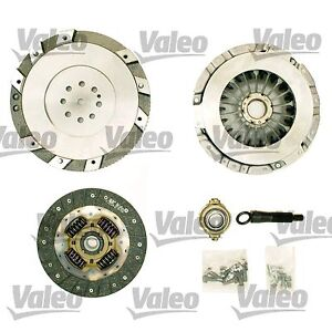 Valeo Clutch Kit Solid Flywheel Conversion For 03 08 Hyundai Tiburon Gt 2 7l V6