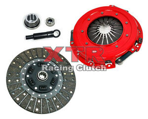 Xtr Stage 2 Clutch 10 5 Kit Fits 1986 2001 Ford Mustang Gt 4 6l 5 0l