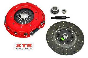 Xtr Stage 2 Clutch Kit 1993 1998 Ford Mustang Cobra Svt 4 6l 281 5 0l 302 8cyl