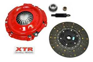 Xtr Stage 2 Clutch Kit 83 92 Camaro Z28 Iroc z Firebird 5 0l 1984 Corvette 5 7l