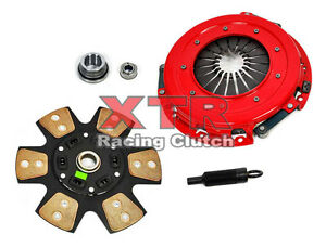 Xtr Racing Stage 3 Clutch Kit Set 86 01 Ford Mustang T5 Tremec Tkp Tko 26 Spline