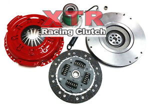 Xtr Stage 1 Clutch Kit slave hd Flywheel For 2005 2010 Ford Mustang 4 0l V6