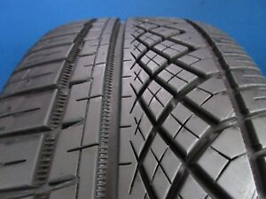 Used Continental Extremecontact Dws Tuned 225 45zr 17 9 32 High Tread 1034c