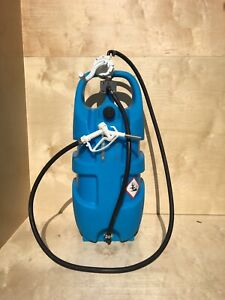 Emiliana Serbatoi Carry Tank Transfer Pump Emil Caddy 55 L