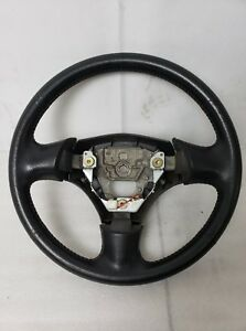 1999 2005 Mazdaspeed Msm Mazda Miata Oem Nb 99 05 Steering Wheel Red Stitch