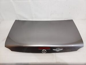 99 05 Mazda Miata Oem Nb Trunk Lid Titanium Grey Metallic Shinsen Nb2