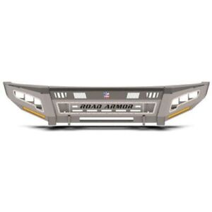 Road Armor 4104df b1 p3 mr Identity Front Bumper For 2010 2018 Dodge Ram 4500