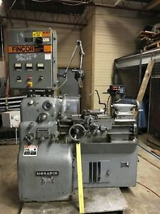 Monarch 10 ee 12 1 2 X 20 Precision Tool Room Lathe