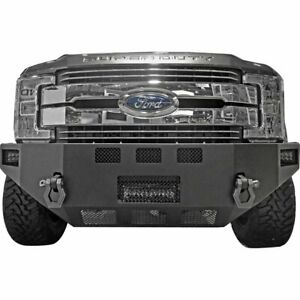 Dee Zee Bumper Face Bar Front New For F250 Truck F350 Ford F 250 Dz62201w