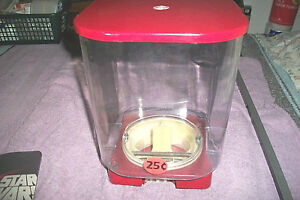 Candy Machine Stands Parts Head Only W Lid