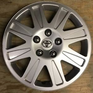11 12 13 14 Toyota Matrix 61168 16 8 Spoke Hubcap Wheel Cover