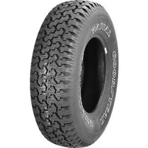 2357515 235 75r15 Goodyear Wrangler Radial 105s Owl New Tire Qty 1