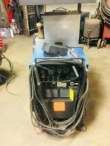 Miller Syncrowave 250 Water Cooled Tig Welder