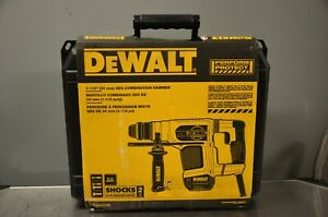 Dewalt D25413k 1 1 8 Sds Rotary Hammer Kit With Shocks And Active Vibration