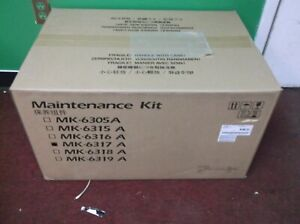 New Copystar Kyocera Copier Mk6317 600k Maintenance Kit A 1702n97us1 3501i 4501i