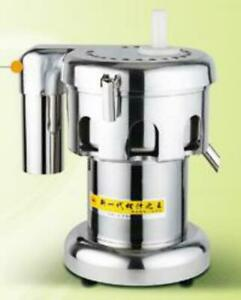 All Stainless Steel Commercial grade 1 2 Hp Juicer A3000
