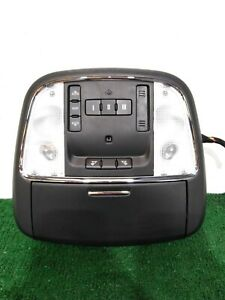 11 12 13 14 15 16 17 Dodge Charger Chrysler 300 Overhead Console Map Light