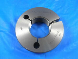 1 1 2 12 Unf 2a Thread Ring Gage 1 5 No Go Only P d 1 4376 Inspection Tool