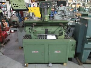 Sunnen Vgs 20 Valve Seat And Guide Machine