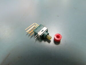 Omron Electronic Components A9p230033 Qty Of 5 Per Lot Switch Pushbutton Vert m
