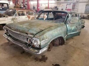 1963 Impala Core Engine Assembly 8 283 517091