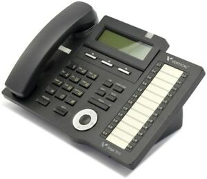 Vertical Edge 700 Analog Display Speakerphone New