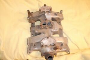 Ford Fenton Tri Power 3 Deuce Intake 272 292 312 Y Block 1956 Crown Victoria 55