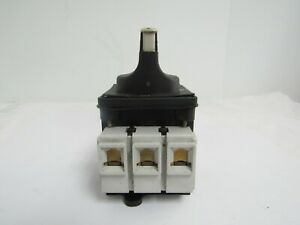 Iec 947 3 Rotary Switch Mount 600v Vde 0660 W On off Selector Switch Loc14a