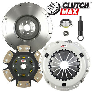 Stage 3 Clutch Kit Flywheel For Toyota 88 95 4runner Pickup 93 94 T100 2wd 3 0l