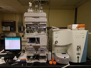 Thermo Tsq Quantum Triple Quad Only Hplc Shown Is Additional Cost
