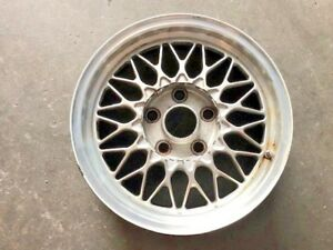 1986 1991 Mazda Rx 7 Fc3s Oem Bbs15x6 5 Light Weight Factory Alloy 1 Wheel