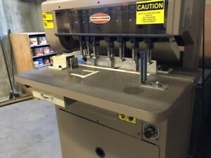 Challenge Multi head Spindle Paper Drill Ms 10a