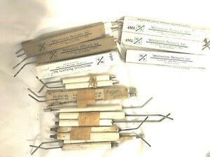 Lot Of Westwood Igniters 14 New Os 7 Used