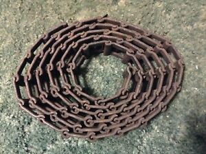 62z A New 10 Foot Roll Of No 62z Chain For A Mccormick Ih No 24 Corn Picker