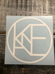 Kane Brown Logo Vinyl Decal Sticker Many Colors Free Shipping