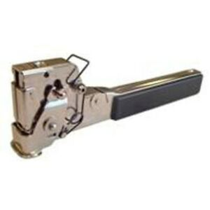 Duo fast Hammer Tacker Stapler 1 2 In Rugged Steel High Capacity Reliable Tool